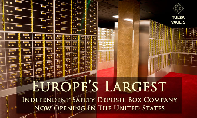 tulsa safety deposit boxes